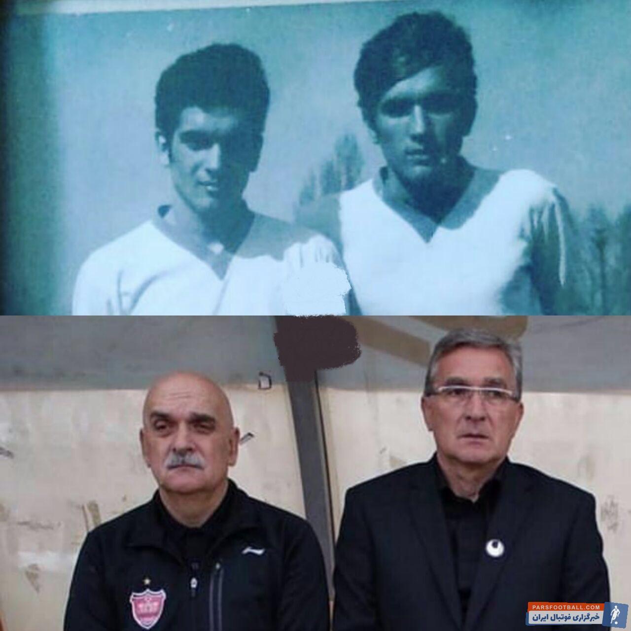 زلاتکو ایوانکوویچ برادر برانکو سرمربی پرسپولیس استزلاتکو ایوانکوویچ سالیان سال در کنار او قرار دارد و هم اکنون نیز در پرسپولیس با او کار می کند.