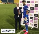 شاهکار رامین رضاییان در مسابقات امیرکاپ قطر با 2 گل و یک پاس گل