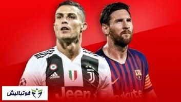 برترین گلهای مسی و رونالدو در مرحله یک چهارم لیگ قهرمانان اروپا