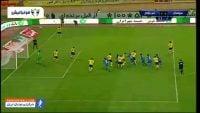 خلاصه بازی سپاهان 0-1 استقلال لیگ برتر خلیج فارس