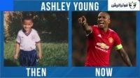 ستارگان فوتبال از گذشته تا اکنون