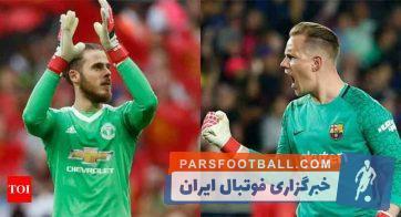 دخیا ؛ برترین سیو های ترشتگن و دخیا در فصل 2018/2019 فوتبال