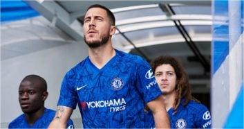 کلیپ رونمایی از پیراهن اول تیم فوتبال چلسی در فصل 2019/20