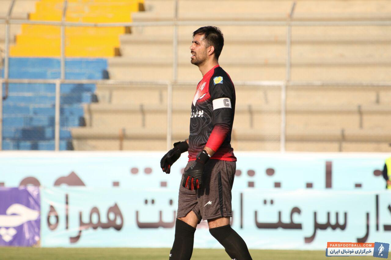 محمدباقر صادقی در دومین دیداری که به وی فرصت بازی داده شد کلین شیت کرد محمدباقر صادقی یکی از دلایل برد خارج از خانه سبزپوشان اصفهانی بود.