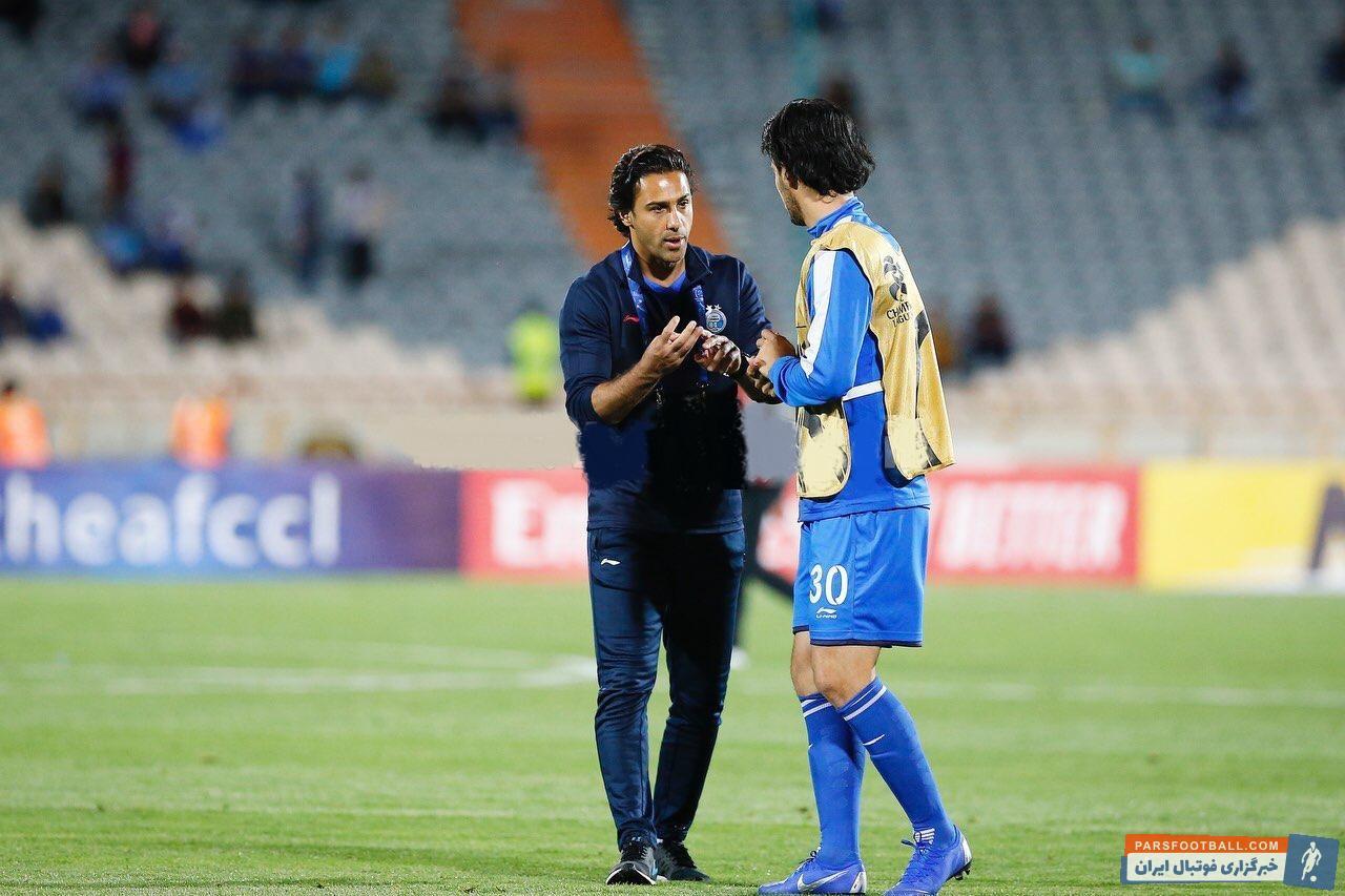 فرهاد مجیدی در نیمه دوم دیدار با استقلال خوزستان سه تعویض داشت که دو بازیکن بسیار خوب و درخشان ظاهر شدند و توانستند در تغییر نتیجه به فرهاد مجیدی کمک کنند.