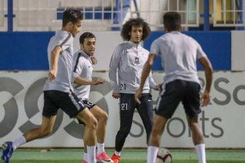 عمر عبدالرحمان بعد از نزدیک به هشت ماه دوری از میادین به خاطر عمل جراحی زانو، مجوز بازگشت گرفت عمر عبدالرحمان به تمرینات گروهی اضافه شد.