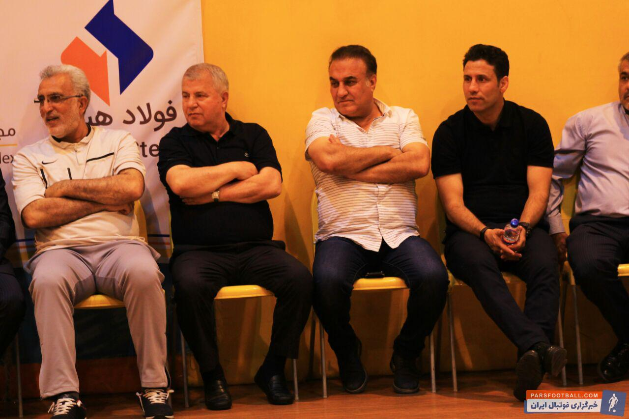 یشکسوتان پرسپولیس با مدیریت علی پروین در جام رمضان هستند بادران با کاظمی، پرسپولیس با علی پروین و همچنین تیم منتخب 98 جزو مدعیان اصلی قهرمانی هستند.