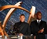 شب اهدای جوایز بهترینهای لوشامپیونا بار دیگر به شب درخشش امباپه تبدیل شد تا امباپه ستاره جوان پاری سن ژرمن دو جایزه بهترین ها را بدست آورد.