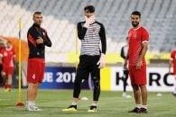 بیرانوند - ماهینی - جلال حسینی در روزهای پس از کسب جام، تصاویر مختلف و جالبی از بازیکنان پرسپولیس منتشر می شد که نشان از خوشحالی بازیکنان پرسپولیس برای قهرمانی در لیگ داشت.