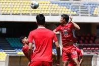 علی علیپور در میان شایعات حضورش در لیگ های بلژیک، اسپانیا و یونان، امیدوار است پایان خوبی را دراین فصل برای خود رقم بزند علی علیپور تمرینات ویژه ای دارد.