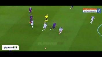 عملکرد لیونل مسی در دیدار بارسلونا برابر لیورپول لیگ قهرمانان اروپا