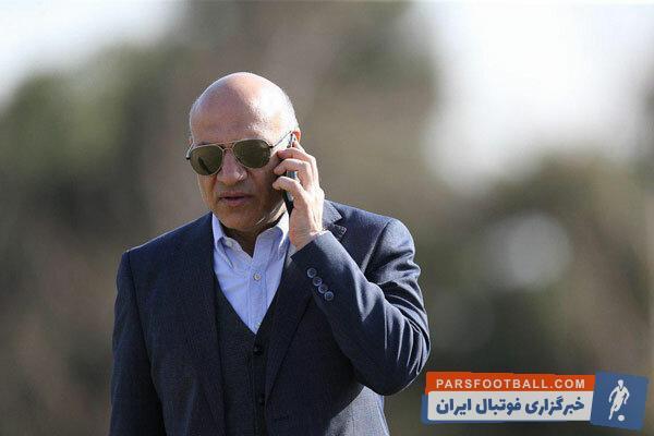فتحی : در جهت منافع استقلال و احقاق حقوق هواداران تحت هیچ شرایطی کوتاه نخواهم آمد
