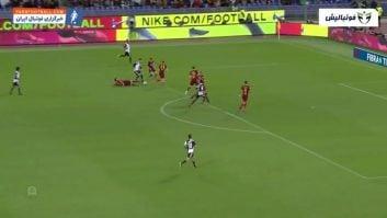 خلاصه بازی آ اس رم 2-0 یوونتوس سری آ ایتالیا فصل 2018/2019