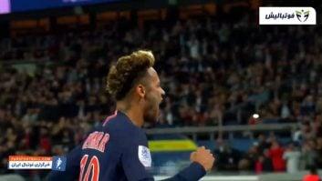 نیمار ؛ 23 گل نیمار جونیور فوق ستاره برزیلی باشگاه پاری سن ژرمن فرانسه