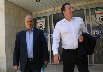 اختلاف در محل اقامت در مذاکرات با ویلموتس