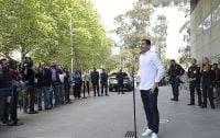چند روز قبل خبر تلخ و ناگوار حمله قلبی کاسیاس بعد از تمرینات پورتو و بستری شدن کاسیاس در بیمارستانی در پرتغال منتشر شده و نگرانی هواداران او را برانگیخت.