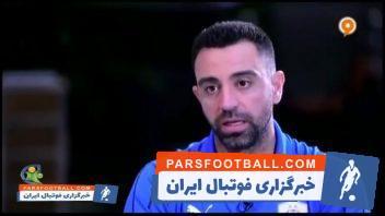 مصاحبه عادل فردوسی پور با ژاوی هرناندز پیش از ترک ایران
