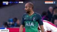 تاتنهام ؛ خلاصه بازی آژاکس 2-3 تاتنهام لیگ قهرمانان اروپا مرحله نیمه نهایی