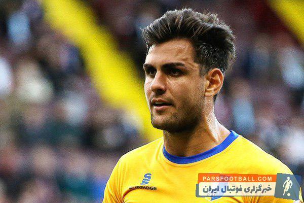 برانکو به دنبال جذب نیل یداللهی بازیکن ایرانی - ایرلندی