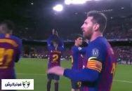 واکنش های بازیکنان و هواداران پس از پیروزی بارسلونا برابر لیورپول در نیوکمپ