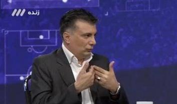 کل کل محمدحسین میثاقی و رفعتی رئیس کمیته داوران برسر گل استقلال به صنعت نفت