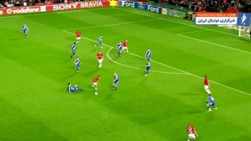 رونالدو ؛ مهارت فوق العاده رونالدو فوق ستاره پرتغالی باشگاه فوتبال یوونتوس