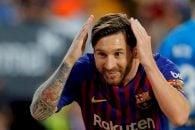 مسی ؛ دربیل ها و گل های دیدنی از لیونل مسی فوق ستاره آرژانتینی باشگاه فوتبال بارسلونا