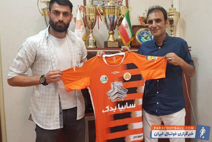 سید محمد مهری مهاجم فصل گذشته قشقایی شیراز بود سید محمد مهری با به ثمر رساندن ۹ گل فصل نسبتا موفقی در لیگ یک پشت سر گذاشت.