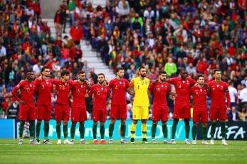 تیم ملی پرتغال رونالدو