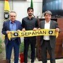 محمدرضا حسینی از فجر سپاسی در فوتبال ایران مطرح شد و خود را به ذوب آهن رساند محمدرضا حسینی دوره چهار ساله ای با ذوب آهن در لیگ برتر سپری کرد.