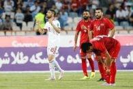 گل علیرضا جهانبخش نخستین گل دوران مارک ویلموتس در تیم ملی ایران بود. این گل علیرضا جهانبخش در دقیقه 30 به ثمر رسید.