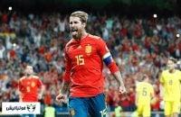 خلاصه بازی اسپانیا 3 - سوئد 0 (مقدماتی یورو 2020)