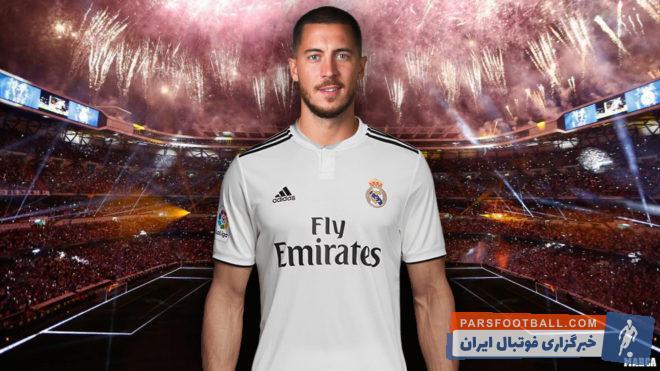 پنج شنبه عصر ساعت 19:00، مراسم معارفه هازارد در برنابئو برگزار خواهد شد و باشگاه رئال مادرید تصمیم گرفته مراسمی باشکوه برای هازارد در نظر گیرد.