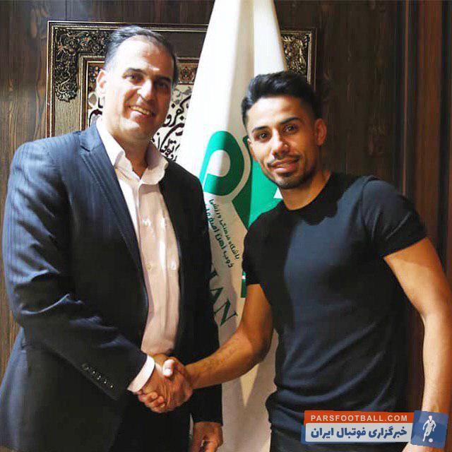 امروز فخرالدینی در جلسه ای با سعید آذری قرارداد خود را برای یک سال دیگر با ذوبی ها تمدید کرد فخرالدینی تا پایان لیگ نوزدهم در این تیم ماندنی خواهد بود.