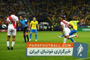 برزیل ؛ خلاصه بازی پرو 0-5 برزیل کوپا آمه ریکا 2019 مرحله گروهی