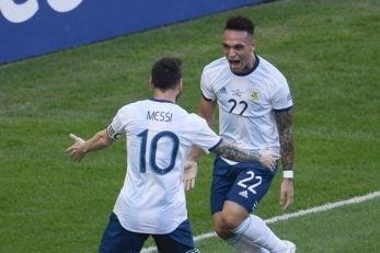 خلاصه بازی آرژانتین 2-0 ونزوئلا رقابت های کوپا آمه ریکا 2019