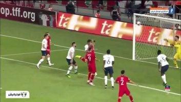 خلاصه بازی ترکیه 2-0 فرانسه مقدماتی یورو 2020