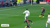 مهارت های دفاعی فوق العاده از مارکوس یورنته مدافع باشگاه رئال مادرید