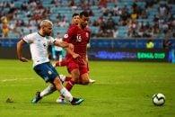 آرژانتین ؛ خلاصه بازی قطر 0-2 آرژانتین مقدماتی کوپا آمه ریکا 2019