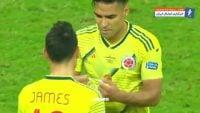 عملکرد خامس رودریگز در دیدار کلمبیا برابر پاراگوئه مرحله گروهی کوپا آمه ریکا 2019