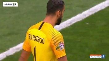 خلاصه بازی پرتغال 3-1 سوئیس نیمه نهایی لیگ ملت های اروپا