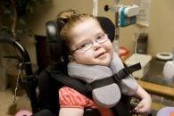 حمایت از کودکان مبتلا به فلج مغزی