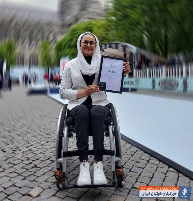 اتحادیه جهانی المپینها به زهرا نعمتی مدرک افتخاری اهدا کرد زهرا نعمتی قهرمان پارالمپیکهای ۲۰۱۲ و ۲۰۱۶ از سوی اتحادیه جهانی المپینها صاحب دیپلم افتخار شد.