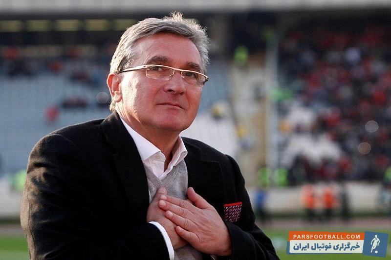 برانکو به دلایل موجه و عقلانی از باشگاه پرسپولیس جدا شد ؛ خبرگزاری پارس فوتبال