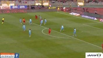 خلاصه بازی بلژیک ۳-۰ قزاقزستان مقدماتی رقابت های یورو ۲۰۲۰