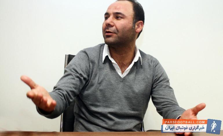 استقلال ؛ سهراب بختیاریزاده :، قبل از حضور فرهاد از تیم ملی امید جدا شدم