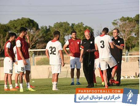 دومین روز تمرین تراکتورسازی با حضور بازیکنان جدید برگزار شد رشید مظاهری دروازهبان جدید تراکتورسازی از دیروز به تمرینات تیم ملحق شده است.