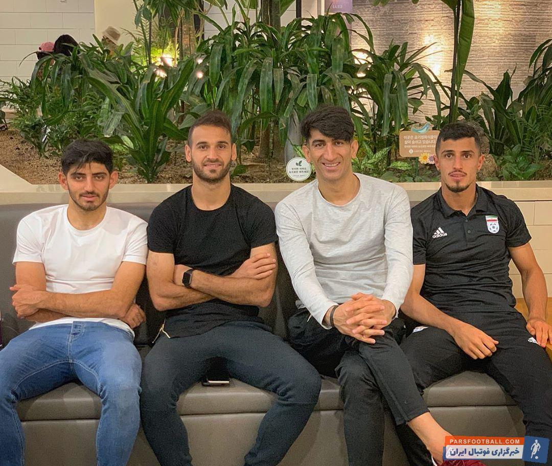 در اردوی اخیر تیم ملی، ۴ بازیکن از پرسپولیس حضور داشتند که هر ۴ بازیکن از پرسپولیس شانس بازی مقابل کره جنوبی را پیدا کردند.