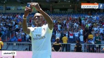 حواشی دیده نشده از حضور فرلان مندی خرید جدید باشگاه رئال مادرید