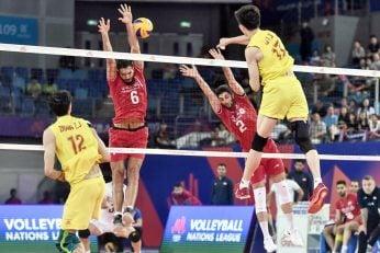 خلاصه والیبال چین 0 - ایران 3